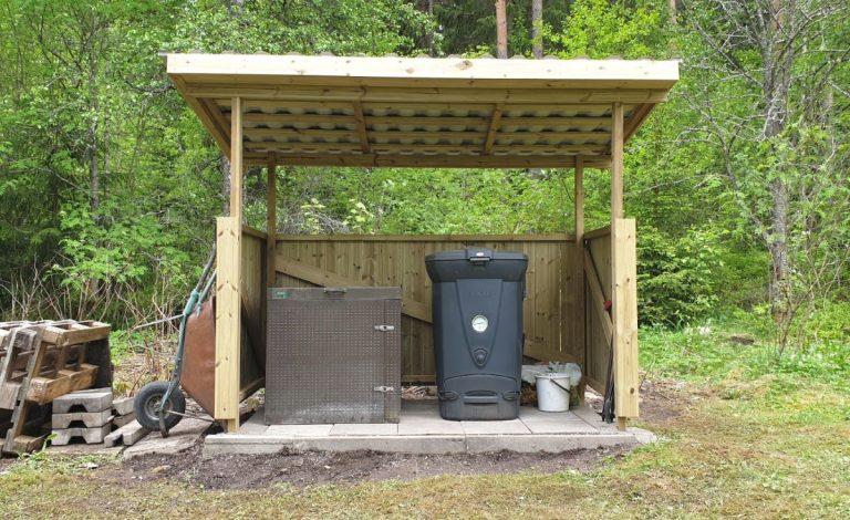 Uusi kompostikatos