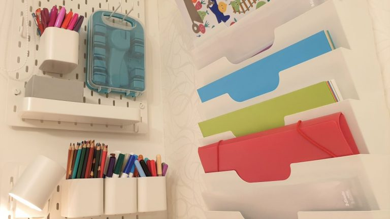 Askartelupiste järjestykseen – Ikean Skådis ja Kvissle
