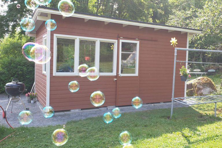 Vajan rakentaminen (osa 5): Itse tehdyt liukuovet ja pleksi-ikkunat